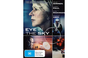 Eye in the Sky DVD Region 4