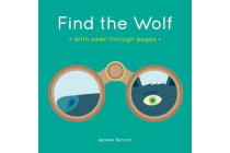 Find the Wolf - A board book with peek-through pages