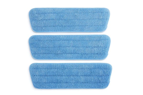 Kogan UltraSwish Spray Mop Heads 3 Pack