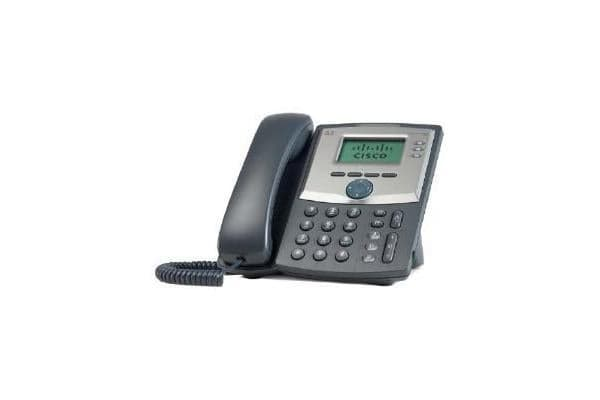 CISCO 3 Line IP Phone with Display and PC Port