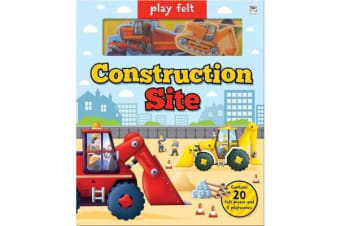 Play Felt Construction Site