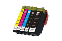 410XL Compatible Inkjet Set 5 Cartridges