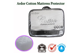 Cotton Mattress Protector by Ardor