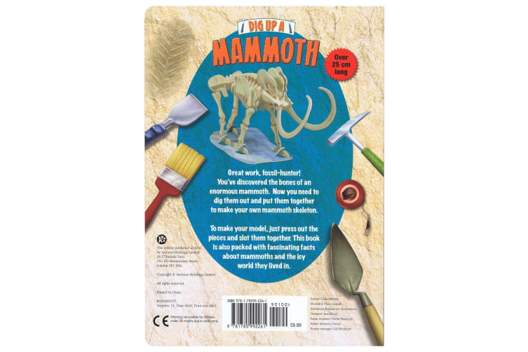 Dig Up A Mammoth