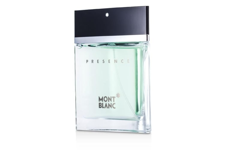 Mont Blanc Presence Eau De Toilette Spray 50ml