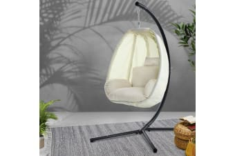 Outdoor Swing Chair Egg Hammock Porch Hanging Pod Furniture