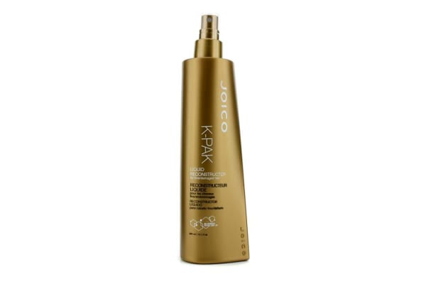 Joico K-Pak Liquid Reconstructor - For Fine / Damaged Hair (New Packaging) (300ml/10.1oz)