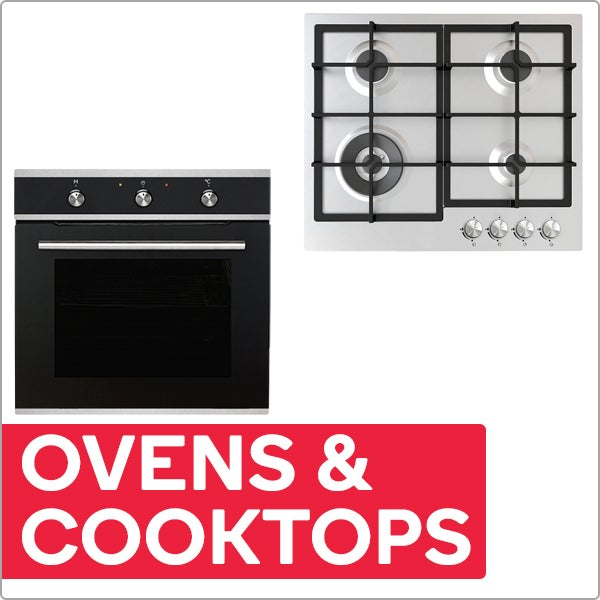 Cooktops & Ovens