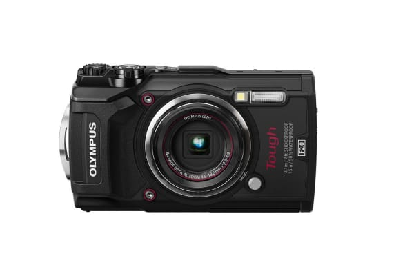 Olympus TG-5 Digital Camera (Black)