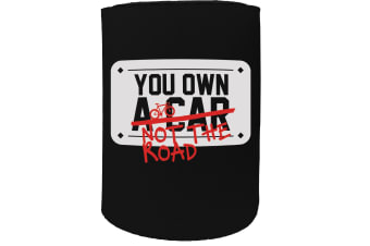 123t Stubby Holder - RLTW own car road CYCLING - Funny Novelty