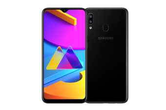 Samsung Galaxy M10s Dual SIM (32GB, Piano Black)