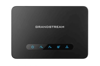 Grandstream Networks HT812 VoIP telephone adapter