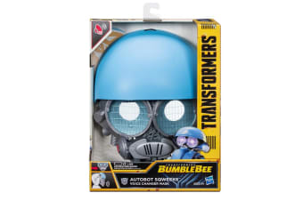 Transformers Bumblebee Autobot Sqweeks Voice Changer Mask