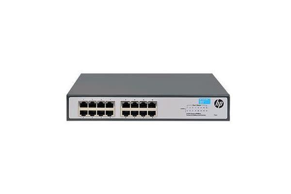 HP OfficeConnect 1420 16G Unmanaged Ethernet Switch