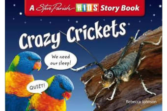 Crazy Crickets