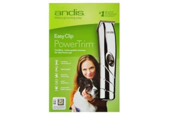 Andis EasyClip Power Trim Clipper