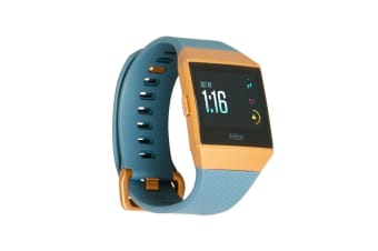 Fitbit Ionic (Slate Blue/Burnt Orange)
