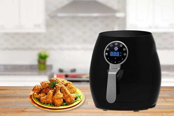 Kitchen Couture 4.5L 1600W Digital Air Fryer