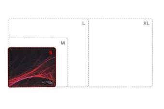 Kingston Technology HyperX FURY S - Speed Edition Pro Gaming Mouse Pad (small)