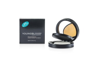 Youngblood Mineral Radiance Creme Powder Foundation - # Tawnee 7g