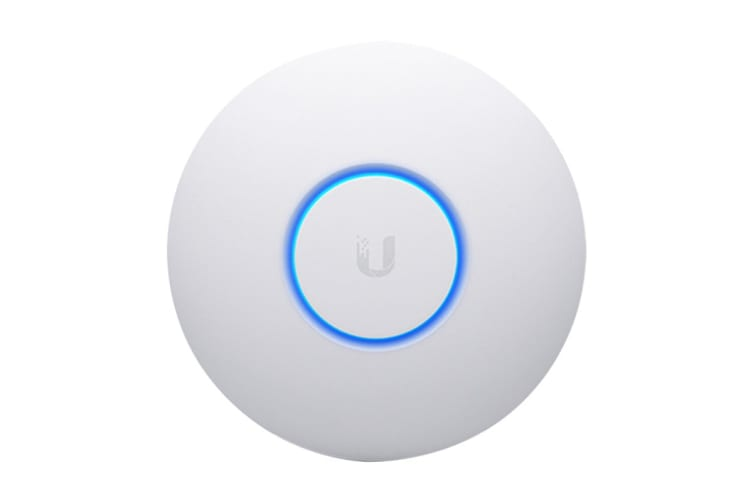 Ubiquiti NanoHD Unifi Compact 802.11ac Wave2 MU-MIMO Enterprise Access Point with POE (UAP-NANOHD)