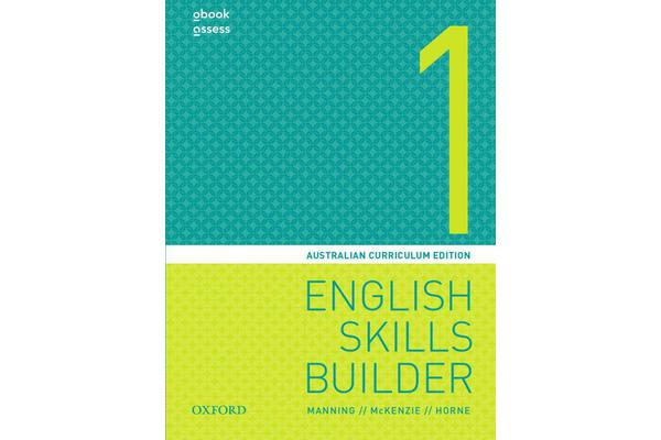 English Skills Builder 1 AC Edition Student book + obook assess