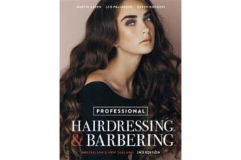 Professional Hairdressing - Australian and New Zealand Edition with Onlin e Study Tools 24 months