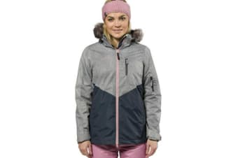 XTM Adult Female Snow Jackets Olena Ladies Jacket Navy - 12