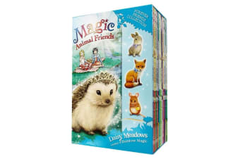 Magic Animal Friends Boxed Set By Daisy Meadows