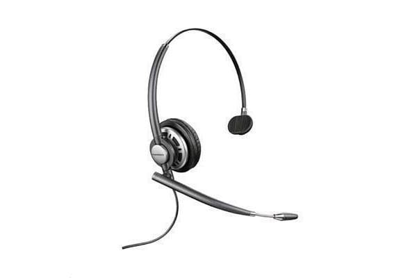 Plantronics EncorePro HW710 Monaural Wired Headset with Noise-Cancelling