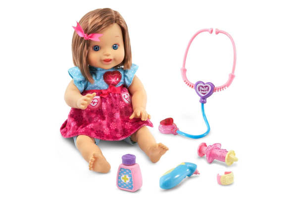 VTech Little Love Cuddle and Care Doll