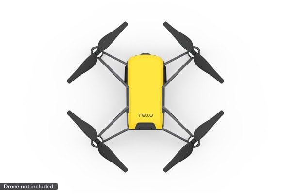 Ryze Tech Tello Snap On Cover Powered by DJI - Yellow