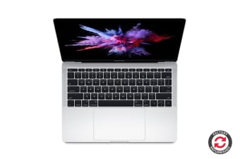 "Apple 13"" MacBook Pro MLUQ2 Refurbished (2.0Ghz i5, 256GB, Silver) - A Grade"