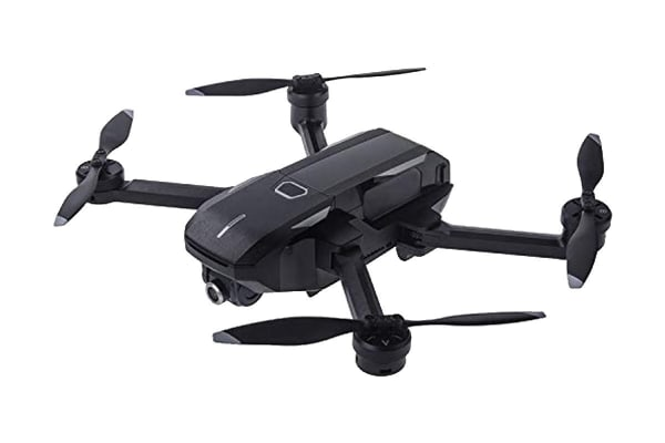 Yuneec MantisQ Foldable Travel Drone - Black