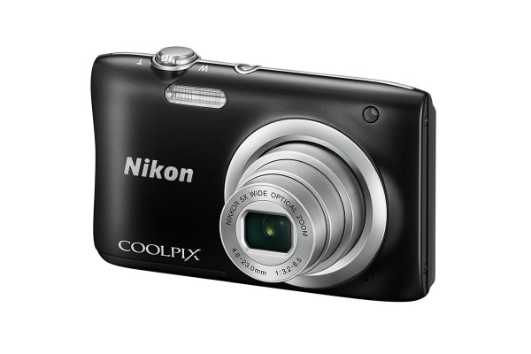 Nikon Coolpix A100 Camera (Black)