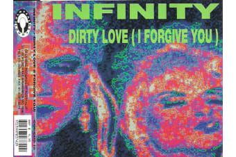 Infinity (4) – Dirty Love (I Forgive You) BRAND NEW SEALED MUSIC ALBUM CD