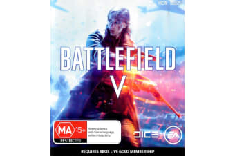 BATTLEFIELD V Xbox One GAME GREAT CONDITION