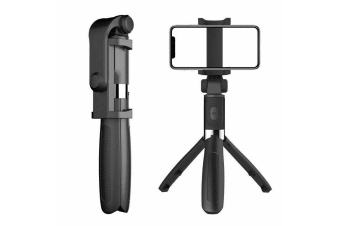 Selfie Tripod Phone Holder Stick Monopod + Bluetooth Wireless Remote Shutter AU