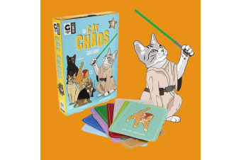 Crazy Cat Chaos Card Game