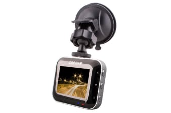 Mountable HD In-Car Crash Camera
