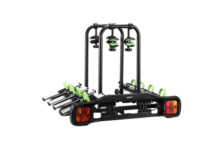 4 Bike Carrier Towbar Bike Rack Hitch Mount Bicycle Holder