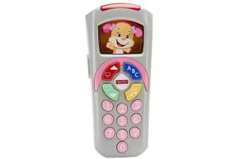 Fisher Price Laugh & Learn Sis' Remote
