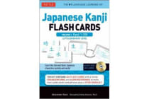 Japanese Kanji Flash Cards Kit Volume 1 - Kanji 1-200: JLPT Elementary Level