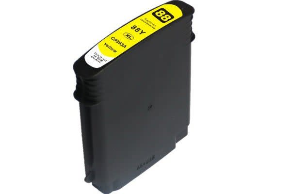 88XL Yellow CC9393A Compatible Inkjet Cartridge