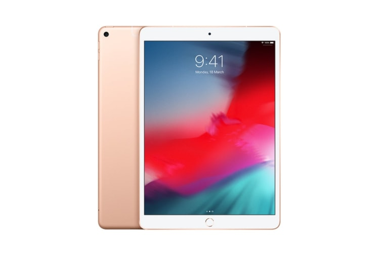 Apple iPad Air 3 (64GB, Cellular, Gold)