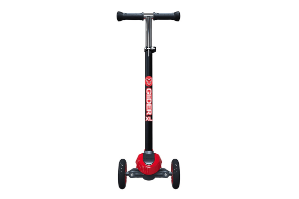 Yvolution Y Glider XL Scooter (Red)