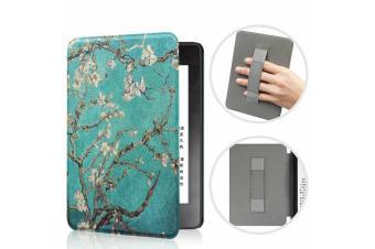 Leather Case Ultra Slim Magnetic Cover For Amazon All-new Kindle 10th Gen 2019-NO8 Pattern