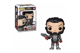 Contest of Champions Punisher 2099 US Exclusive Pop! Vinyl