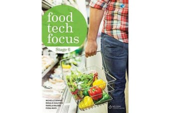 Food Tech Focus Stage 6 Student Book and 4 Access Codes