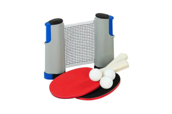 GSI Backpack Table Tennis Set Camp Games